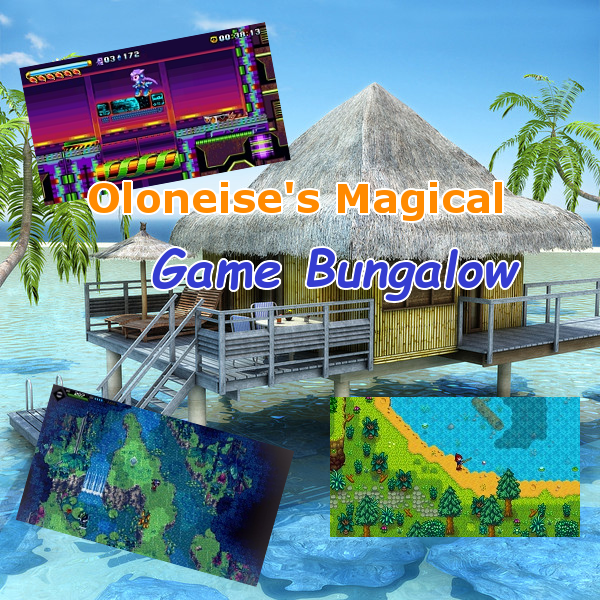 Game Bungalow Logo